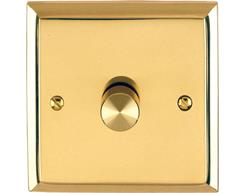 Edwardian Polished Brass (K)