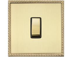 Gainsborough Satin Brass GF14