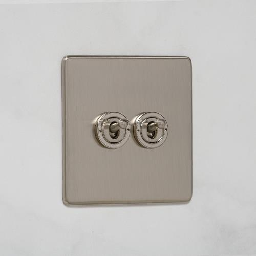 Toggle Light Switches